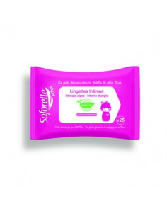 Miss Lingettes intimes - 25...