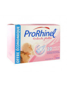 ProRhinel Embouts Jetables,...