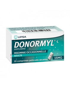 DONORMYL 15 mg - 10...