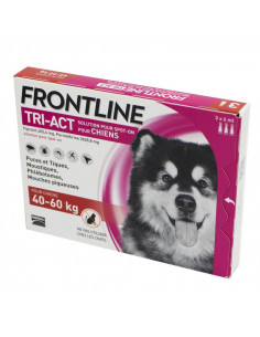 Frontline TRI-ACT spot on...